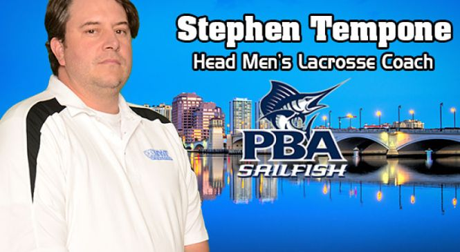 Tempone Tabbed First Varsity Men's Lacrosse Coach at Palm Beach Atlantic