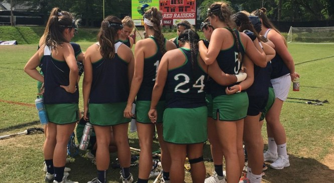 Ave Maria:  #2 Davenport Tops Lady Gyrenes In National Invitational