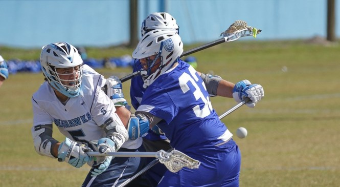 #4 Keiser Men's Lacrosse Advances to NAIA Semifinals With 13-11 Win