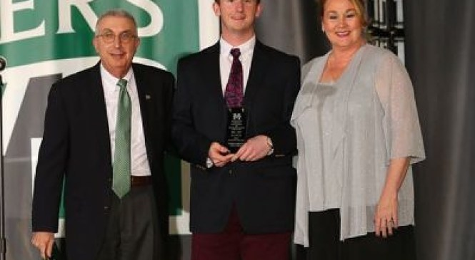 Boca's Parker Giarratana Named Manhattan College Male Student-Athlete Of The Year!