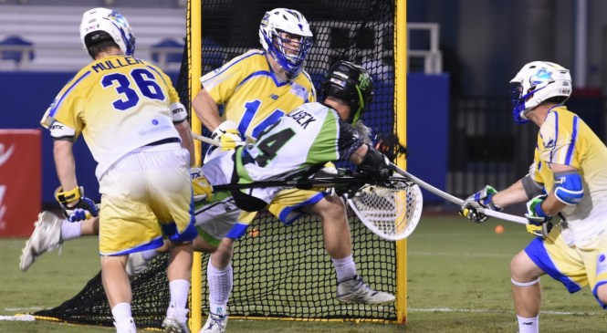 Highlights of Launch Coach Tom Mariano's MLL Weekly Press Conference