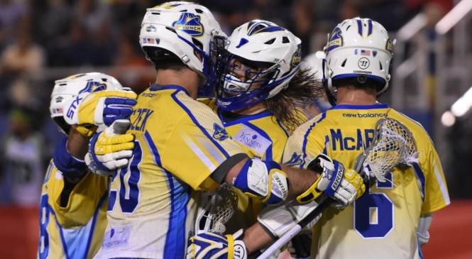 Rochester Wins Late, Knocks Out NY And Charlotte;  Launch to Play Ohio