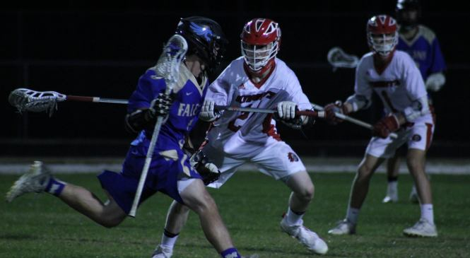 Creekside 2018 D Ryley Griffin Commits to Methodist University!