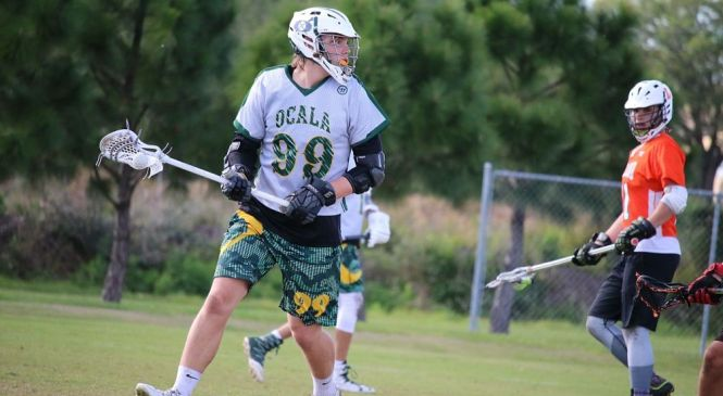 Forest High 2018 A Jared Grow Commits to Saint Leo!