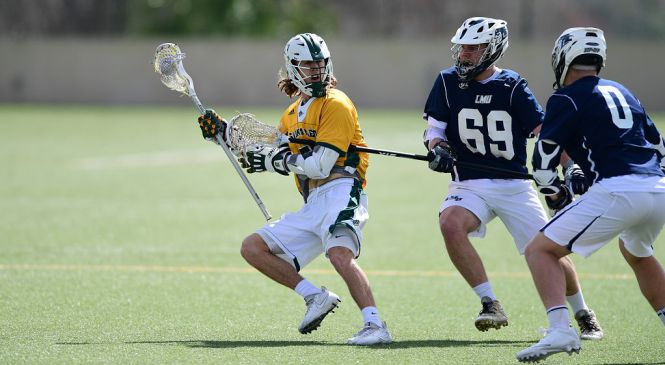 Saint Leo:  Men's Lacrosse Coasts to 20-6 Home Opener Win Over Lincoln Memorial