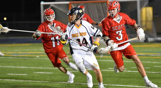 St. Andrew's Wins First Two, Travels to Oxbridge Tonight