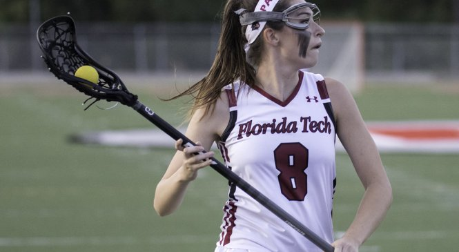 SportsLowdown.Com:  FIT Women – Panthers Trample Bearcats in Top-25 Matchup