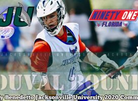 Jupiter 2020 Ty Benedetto Commits to Jacksonville!