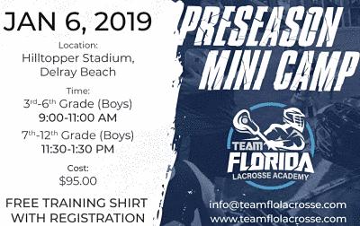 Jeff Goldberg & Chris Spaulding to Hold Preseason Mini Training Camp on January 6th in Delray Beach!