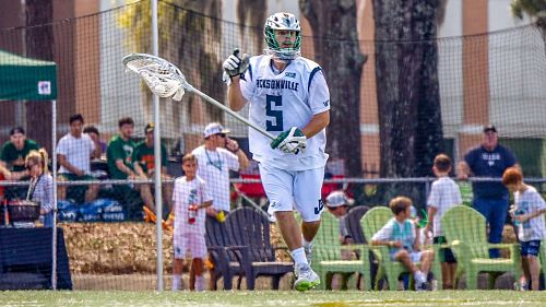 JU Men:  Fourth Quarter Rally Lifts Dolphins in SOCON Opener, 11-8 Over Bellarmine
