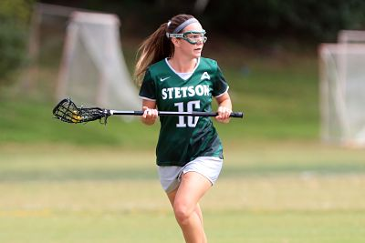 Stetson:  Lehmann's Record-Setting Efforts Lift Hatters to 17-7 Victory Over Kent State
