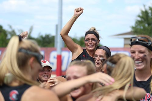 SSC Women:  Carly Vaccaro in OT Leads Tampa to 19-18 Win Over FSC For the SSC Title!