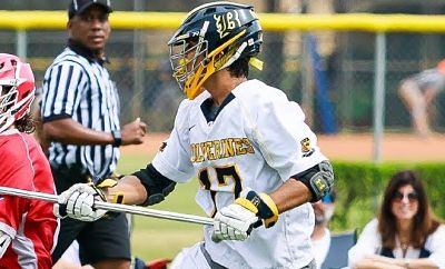 At The Next Level – Belen Jesuit Alum Nico Perez-Blanco Named to Northeast-10 All-Freshman Team!