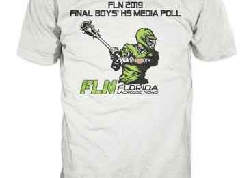 We Promised You And Now It's Here!  The FLN Final Top 25 T-Shirt!!!