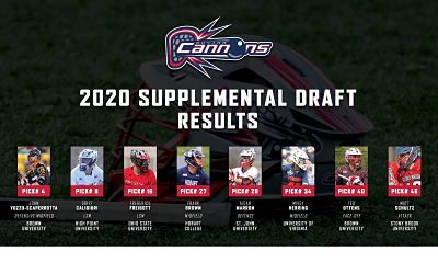 LHP Alum Griff Caligiuri Selected By The Boston Cannons in MLL!