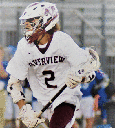 Riverview-Sarasota's Saxton Dunlap Faces T-Cell Lymphoma Diagnosis Head On