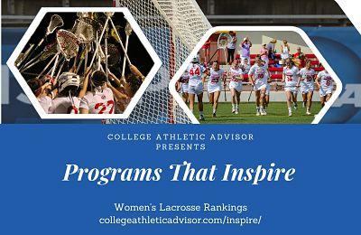 FSC Women's Lacrosse Garners Attention as 'Program That Inspires'