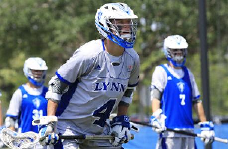Lynn Men:  Jackson, Men's Lacrosse Raise Money for the American Foundation for Suicide Prevention
