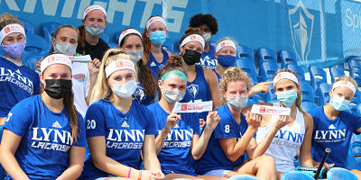 Lynn Women's Lacrosse Partners With Gift of Life