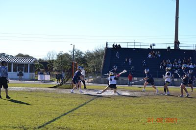 SGR – Maclay Holds On For 15-14 Win Over Gulf Breeze