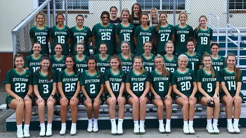 Lacrosse Season Preview: Stetson Hatters Open Season Saturday at Campbell
