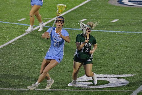 Keiser:  Covell and Huber Set Program Records as #3 Women's Lacrosse Edges #9 Life, 13-9