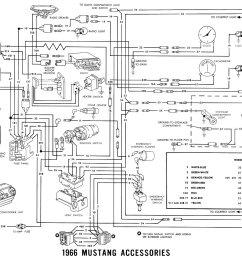 1966 mustang wiring diagram punto stereo  [ 1500 x 926 Pixel ]