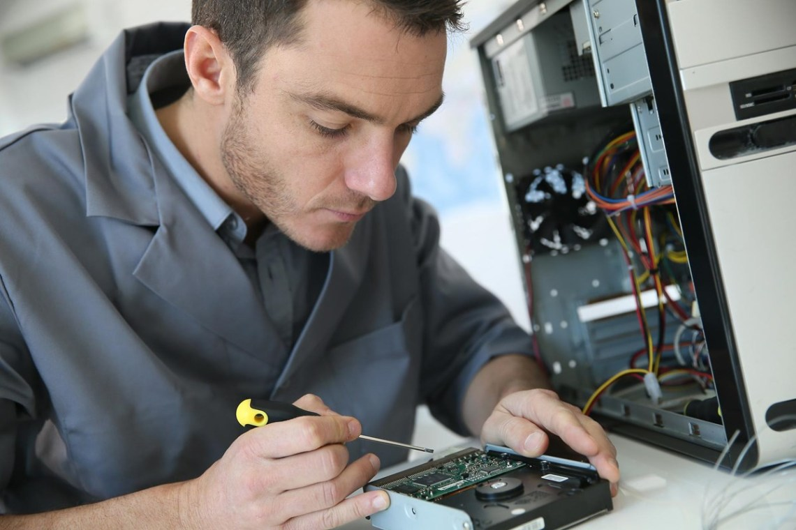 Orange Park FL On Site Computer & Printer Repairs, Networks, Voice & Data Cabling Solutions