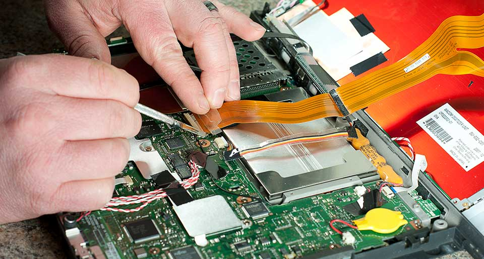 Hampton FL On Site PC & Printer Repairs, Networking, Voice & Data Cabling Services