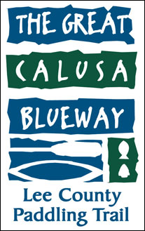 Great Calusa Blueway logo