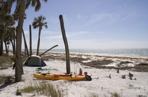 anclote key, tarpon springs, Florida