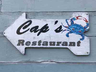 Caps Place is the oldest restaurant in Broward County.