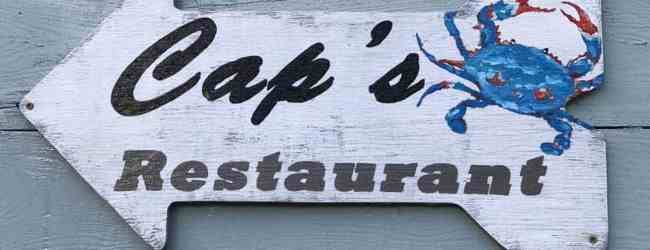 Caps Place is the oldest restaurant in Broward County. (Photo: Bonnie Gross)