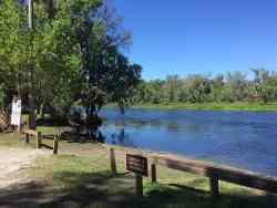 Wekiva River Basin Paddle Bike Hike Camp Swim