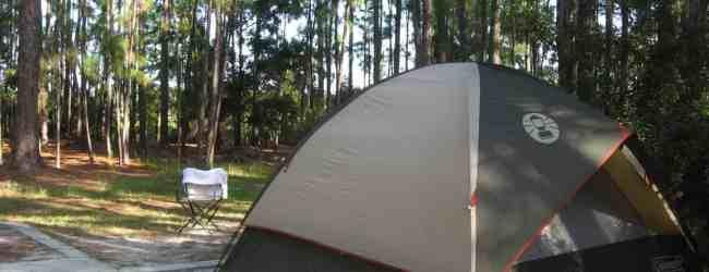 Moss Park offers best camping near Disney