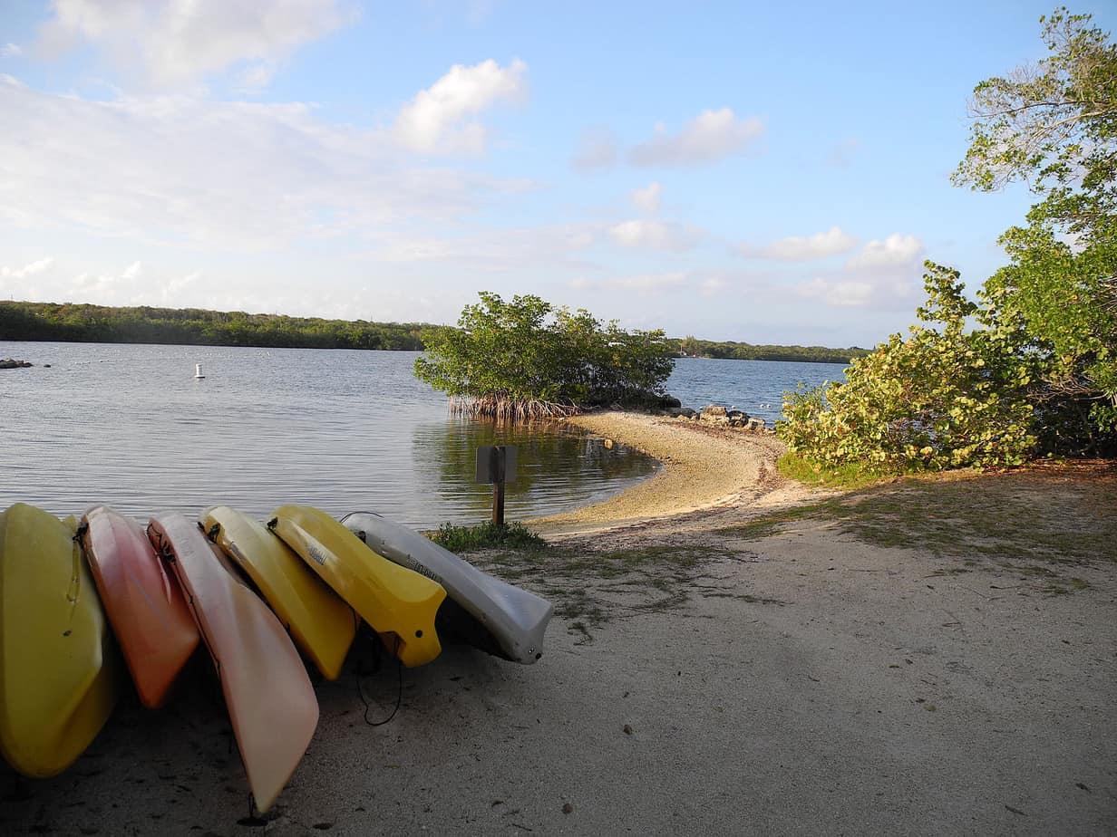 Psp Kayak Landing 139 Florida Rambler