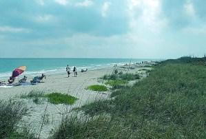 Hutchinson Island Beach
