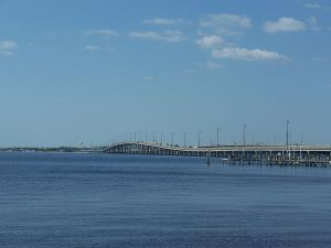 Punta Gorda, Florida, at US 41 bridge