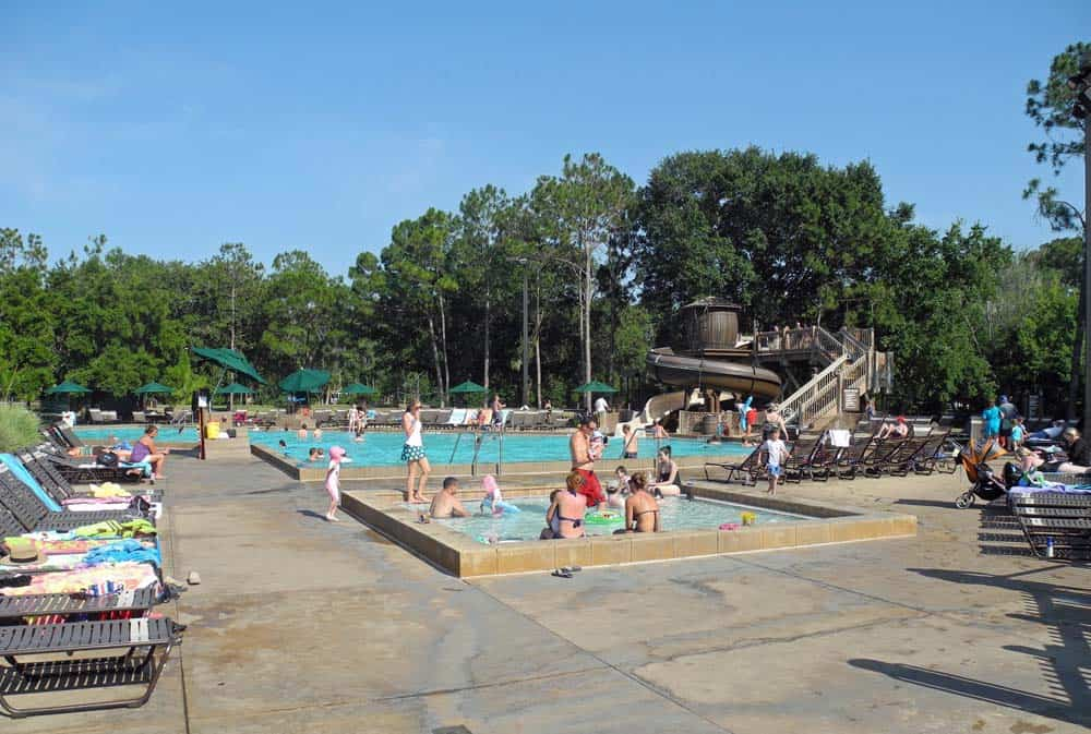 Fort wild pool florida rambler for Meadow swimming pool fort wilderness
