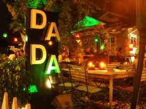 Delray Beach Dada cafe