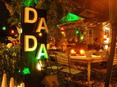 Delray Beach Dada cafe