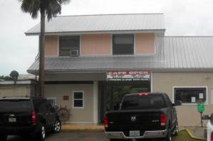 Triad Seafood in Everglades City