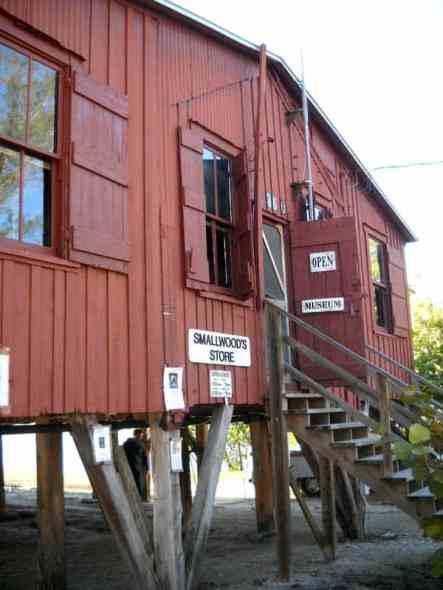 Smallwood Store, Chokolosee, near Everglades City