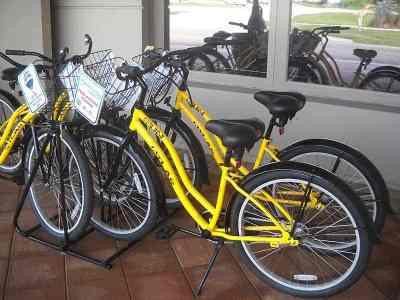 Punta Gorda free bikes