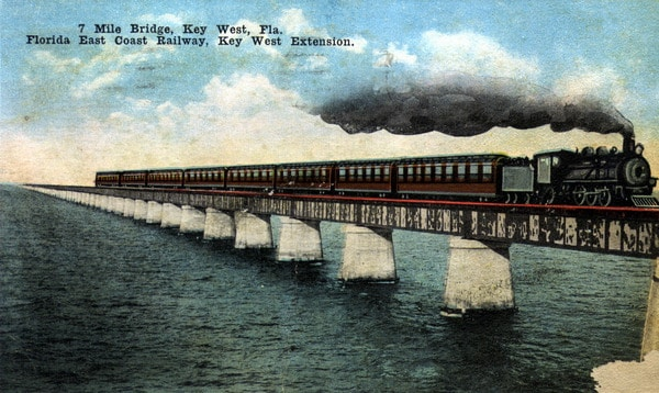 Old Seven Mile Bridge