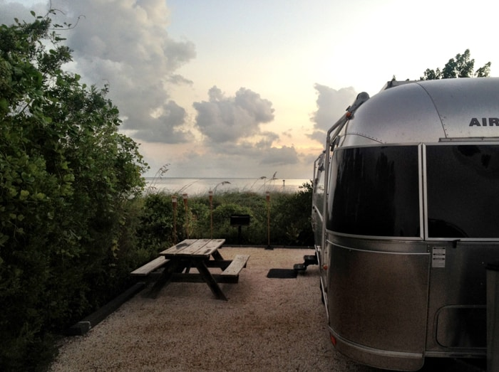 oceanfront campsite at curry hammock state park near marathon in the florida keys curry hammock state park in the florida keys   florida rambler  rh   floridarambler