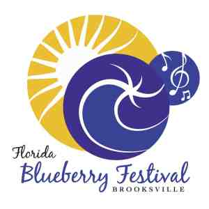 Florida Blueberry Festival logo