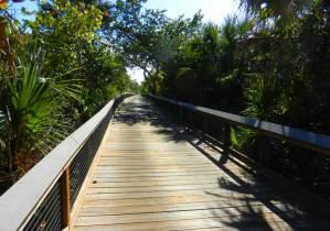 St. Lucie Inlet Preserve State Park boardwalk
