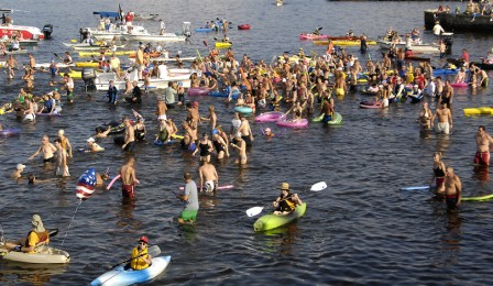 2009 Freedom Swim in Punta Gorda