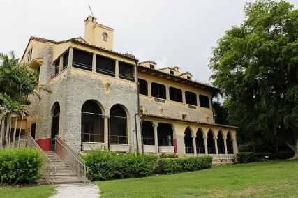 Deering Estate Stone House, Miami